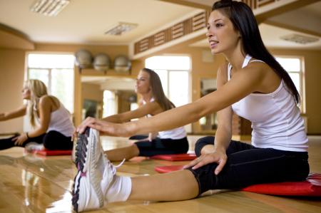 Das effiktive Bauch, Bein, Po Training des ÖTK