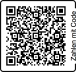 Zahlen mit Code, QR-Code mit dem Smartphone scannen
