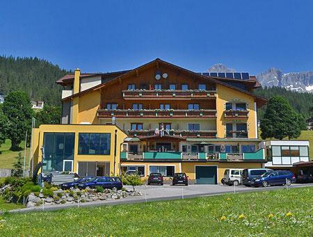 Steirerhof, Schladming, Wander-Vitalhotel