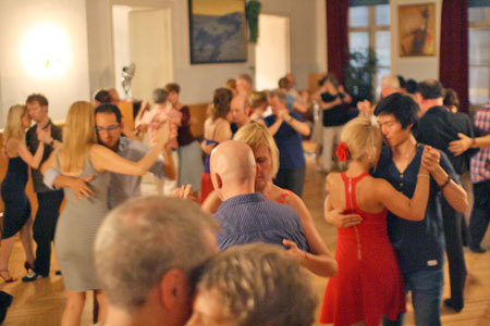 Tanzkurs Tango