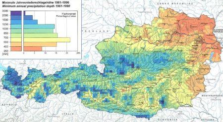 Wasserressource Trinkwasser Österreich Gletscher