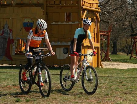 Mountainbike Orientierungslauf Anfängerkurs