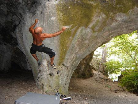 Bouldern am Fels, Bouldern in der Halle, ÖTK-Kurse