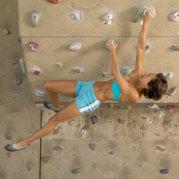 ÖTK Boulderhalle klettern lernen Indoor