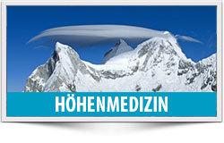 Medizinische Vorsorge Höhenmedizin Bergsport