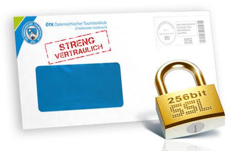 Sichere Kommunikation dank SSL-Verschlüsselung