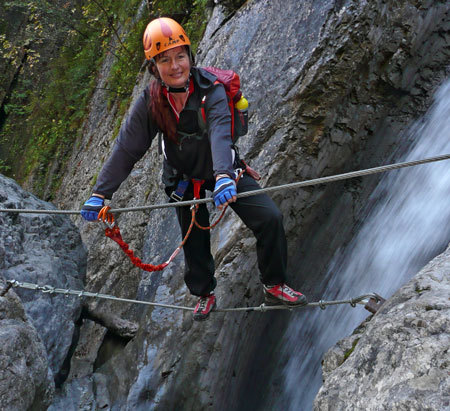 ÖTK Klettersteigkurs