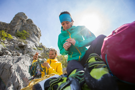 Übungsleiter Alpinklettern Instruktor Alpin ÖTK Ausbildung