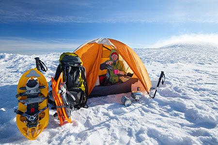 Übungsleiter Winterwandern ÖTK Kursleiter Ausbildung