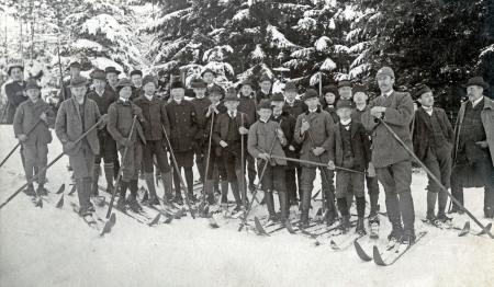 150 Jahre ÖTK Pionier des Wintersport Österreich