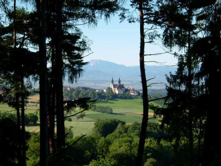 Wanderung zum Wallfahrtsort Maria Taferl