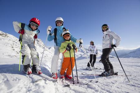 ÖTK Ski-Saison Opening in Obertauern