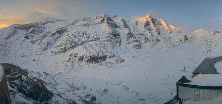 ÖTK Klimavolksbegehren Großglockner Pasterze Gletscher