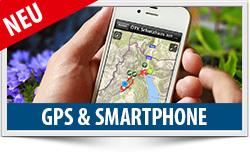 GPS, GPS-Gerät, Smartphone, Navigation, Outdoor-App, Navi, Kurs, ÖTK