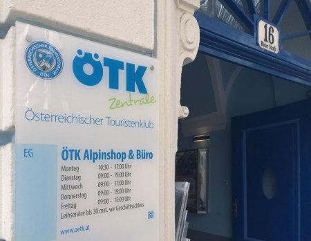 ÖTK-Zentrale 1010 Wien Bäckerstraße 16