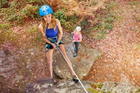 Felsklettern Schnupperklettern ÖTK-Kletterkurs