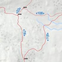 Wegzeiten Wanderwege Tourenplanung